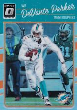 devante Parker 2016 DONRUSS Optic, Holo , Fútbol cartas