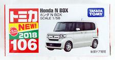 Takara Tomy Tomica 106 Honda N BOX (101826)
