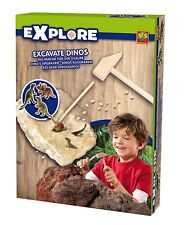 Explore - Excavation Kit - Shark's Tooth - Educational Toys (SES-25023-C)