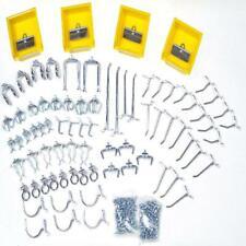 Durahook 76983 Pegboard Hook Assortment Kit,Welded