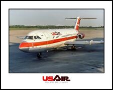USAir Airlines BAC 1-11 11x14 Photo (V018LGJC11X14)