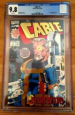 Marvel Comics: Cable #1 CGC Graded 9.8