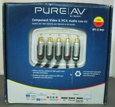 Belkin PURE AV Component Video & RCA Audio Cable Kit