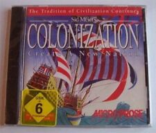 Sid Meier's Colonization for Windows auch für XP