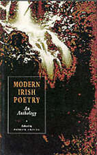 Modern Irish Poetry: An Anthology-ExLibrary