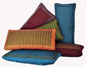 Meditation Bench Cushion Pad for Kneeling Zen Seiza