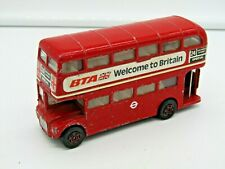 Corgi Route Master Double Decker Bus BTA Welcome to Britain