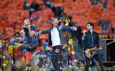 Coldplay Poster Length :800 mm Height: 500 mm SKU: 5100