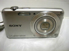 Sony Cybershot 16.1 megapixel camera, no memory or charger