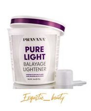 Pravana Pure Light Balayage Lightener 16 oz -- great for Baliage, ombre and more
