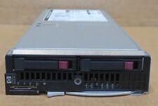 HP ProLiant BL460c G6 Blade Server 2x Xeon Quad-Core L5520 2.26GHz CPU's P410i