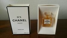 CHANEL N 5 PARFUM EXTRAIT 1.5ML MINIATURE NEW IN BOX