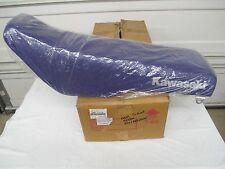 1988-2004 KAWASAKI KX500 SEAT OEM #53001-1777-LW