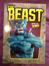 Randy Bowen Mini Bust Statue X-men Beast Hank McCoy 0471 of 5000