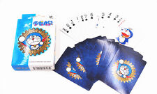 Anime Doraemon Playing Card Deck Poker New In Box