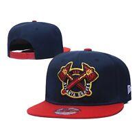 Atlanta Braves New Era 9FIFTY Snapback Hat Classic Cap MLB New