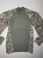 Multicam Army Combat Shirt Massif SZ M Green Camo Mens