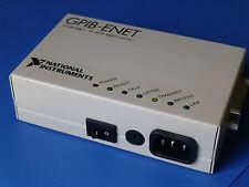 National Instruments NI GPIB-ENET Ethernet GPIB Controller