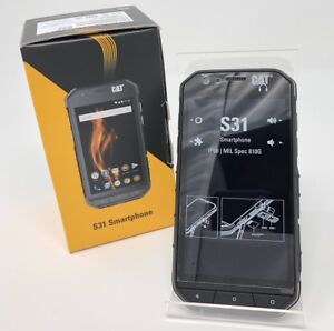 Caterpillar LATAM Cat S31 16GB Smartphone Waterproof unlocked GSM phone Dual SIM