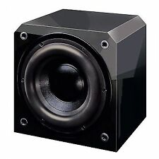Sunfire HRS10 Powered Subwoofer - Black Lacquer