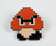 Pinny Arcade Super Mario Brothers Goomba Lapel Pin World 1-1 2016 No Package