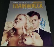 JUDD APATOW SIGNED 11X14 PHOTO DIRECTOR TRAINWRECK POSTER IMAGE IN PERSON AUTO