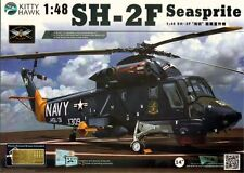 Kitty Hawk 1/48 Modelo Kit 80122 Kaman Seasprite