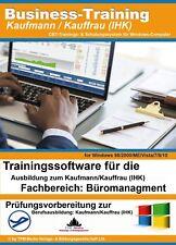 Lerntrainer  Kaufmann/Kauffrau - Büromanagment -(Windows-Version)