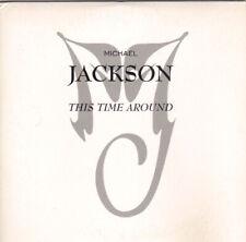 MICHAEL JACKSON - THIS TIME AROUND CD SINGLE 5 TRACKS  PROMO VERY RARE 1995