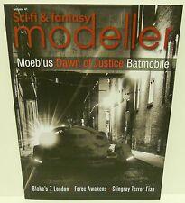 Sci-fi & Fantasy Modeller Volume 41 - Moebius Dawn Of Justice     New     (Book)
