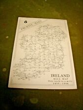 ORDNANCE SURVEY IRELAND Hill Map no.98 REPUBLISHED BY PHOENIX MAPS 1989 Kilkenny