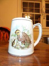 Bobwhite Quail Coffee Cup Southern Living Mug Tankard Game Birds of the South