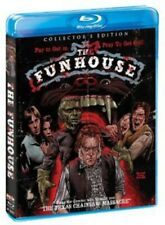 Funhouse New Blu-ray Collector's Edition