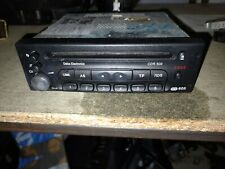 VAUXHALL ASTRA VECTRA ZAFIRA DELCO CDR 500 RADIO CD PLAYER WITH CODE FREE POST
