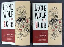 2x Dark Horse Comics Lone Wolf and Cub #9 Echo of the Assassin TPB Koike Kojima