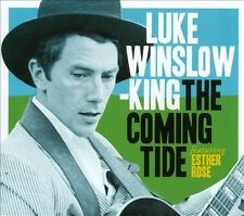 1 CENT CD The Coming Tide - Luke Winslow-King
