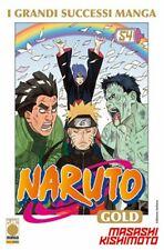 PM2468 - Planet Manga - Naruto Gold 54 - Nuovo !!!