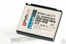 batterie 850mAh für samsung-SGH D830 E840 U600 X820