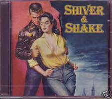 V.A. - SHIVER & SHAKE - Buffalo Bop 55196 50s CD NEW!