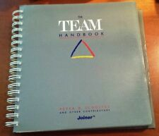 "1988 ""Team Handbook: How to Use Teams to Improve Quality"" Scholtes (Paperback)"