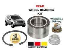 FOR MERCEDES BENZ M CLASS ML W164 2005-->ON NEW REAR WHEEL BEARING KIT