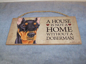 """""""A House is Not A Home Without A Shih Tzu"""" 5x10 Wooden Dog Sign L@@K"""