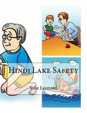 Hindi Lake Safety by Jobe Leonard (2016, Paperback)