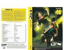 Les Mills Body Jam 48 Complete DVD, CD, Case and Notes