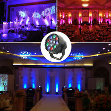 RGBW LED Light 162W PAR 64 DMX Outdoor DJ Party Club Stage Show Lighting New CMX
