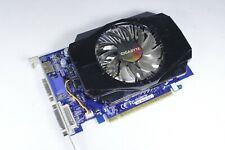GENUINE GIGABYTE GV-N630-2GI NVIDIA GeForce GT 630 GPU 2GB GDDR3 GRAPHIC CARD