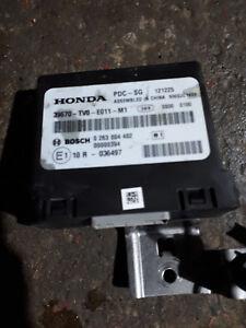 HONDA CIVIC MK9 12-16 PDC PARKING SENSORS CONTROL MODULE 39670-TV0-E011-M1