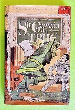 The Adventures of Sir Gawain the True by Gerald Morris HC/DJ c2011 New
