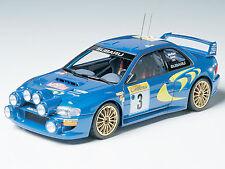 Tamiya 1/24 Subaru Impreza WRC model kit # 24199/*
