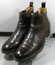 209823 PFBT40 Men's Shoes Size 11 M Brown Leather Boots  Johnston & Murphy